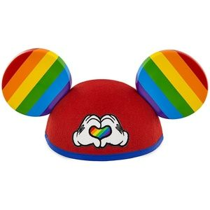Rainbow Disney Collection Mickey Mouse Ear Hat